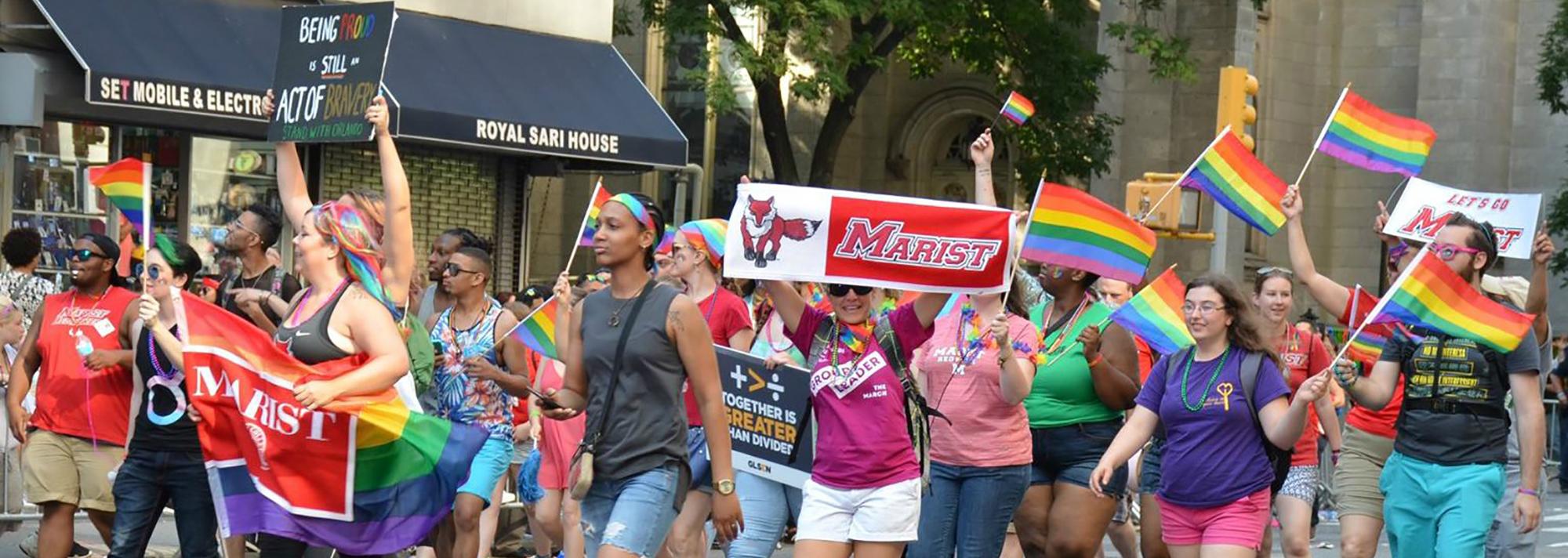 Marist Pride image